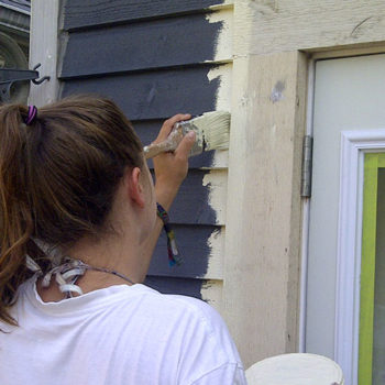 external home painting