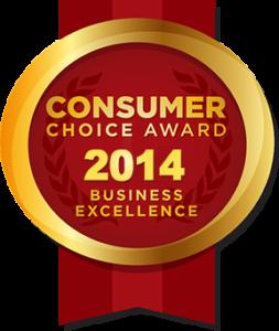 consumer choice award 2014