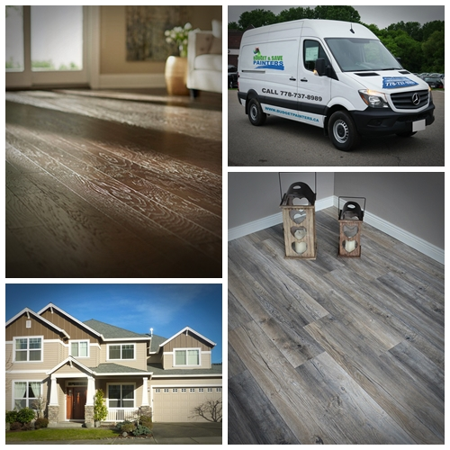 paint and flooring services