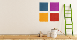 interior paint color tips