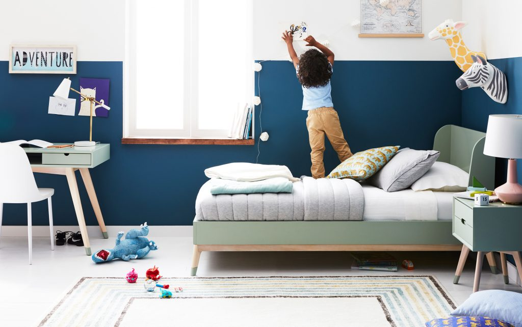 Painting tips for Kids Rooms