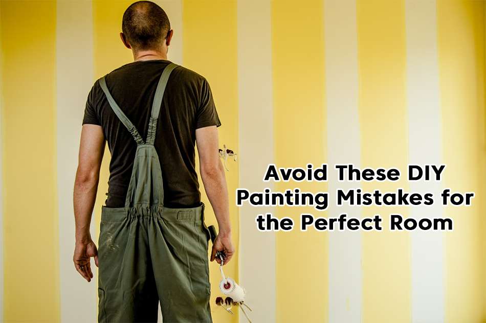 DIY Painting Mistakes