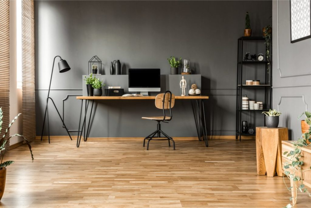 turn your home into office