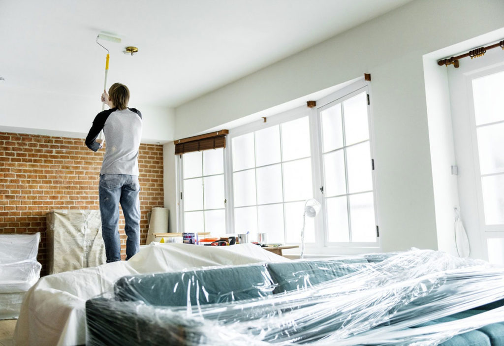 Painting Ceilings tips
