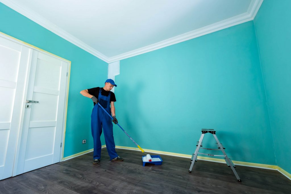 Painting Contractor in Vancouver area