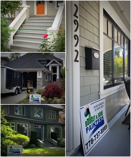 Excellent Exterior Painting in Vancouver