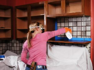 kitchen paint DIY