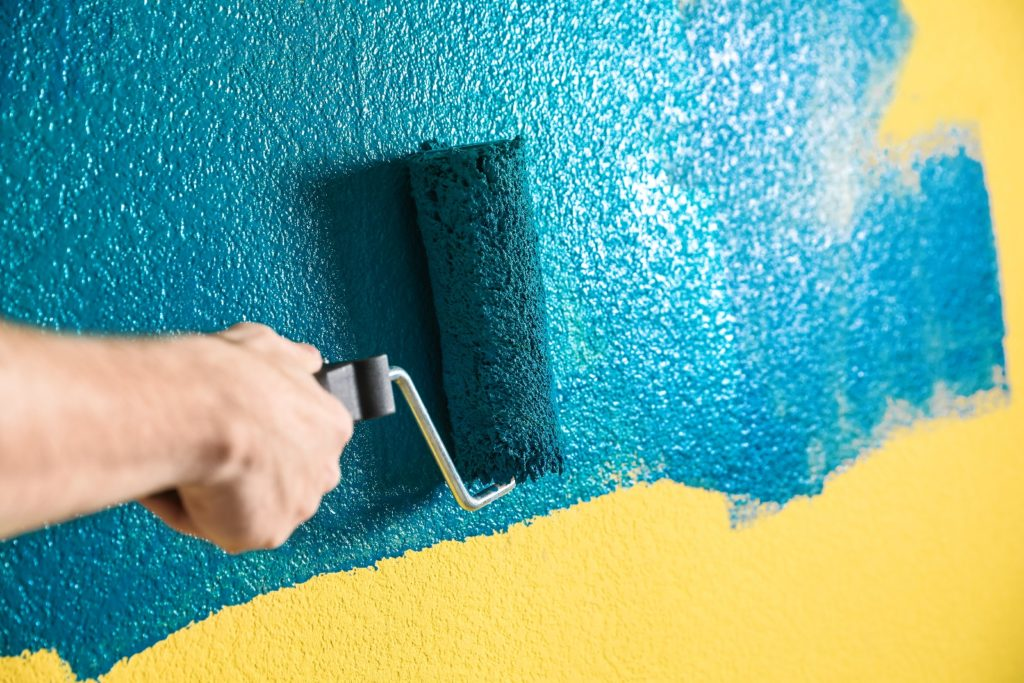 types of wall-texture-painting