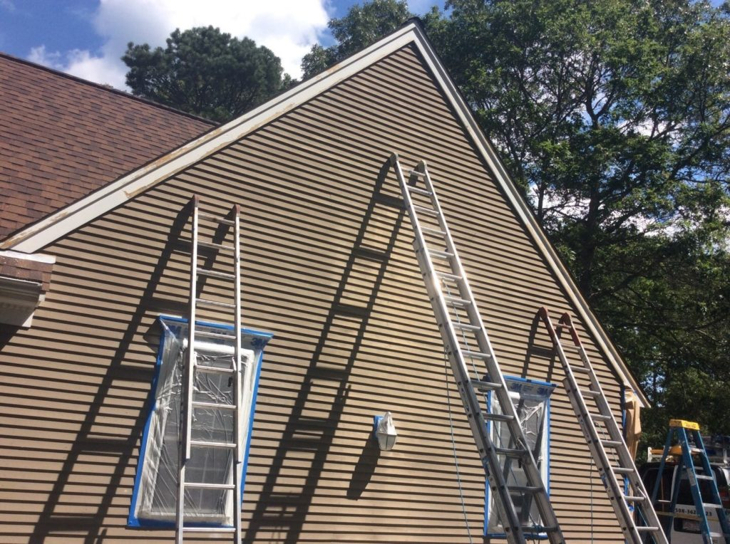 Exterior-Painting-Hot weather