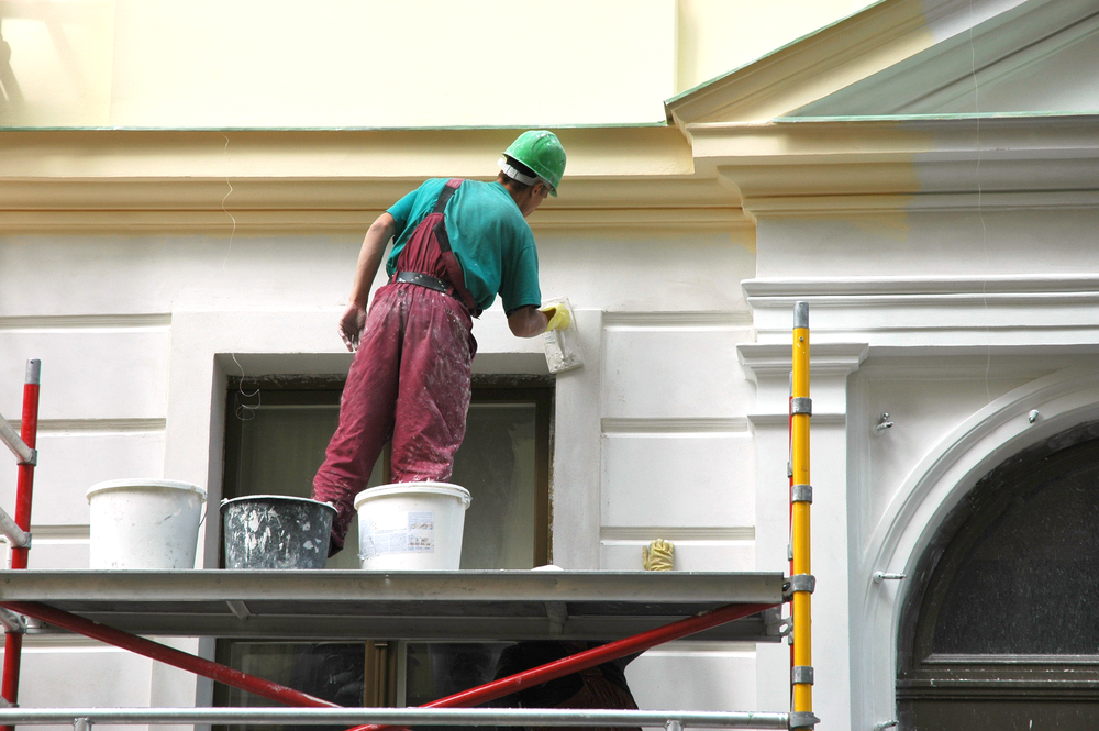 Exterior Painting Vancouver